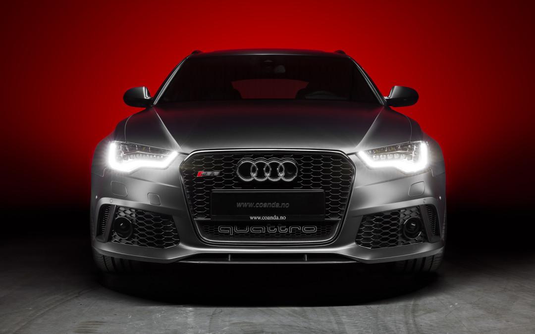 Audi RS6 Matte Daytona