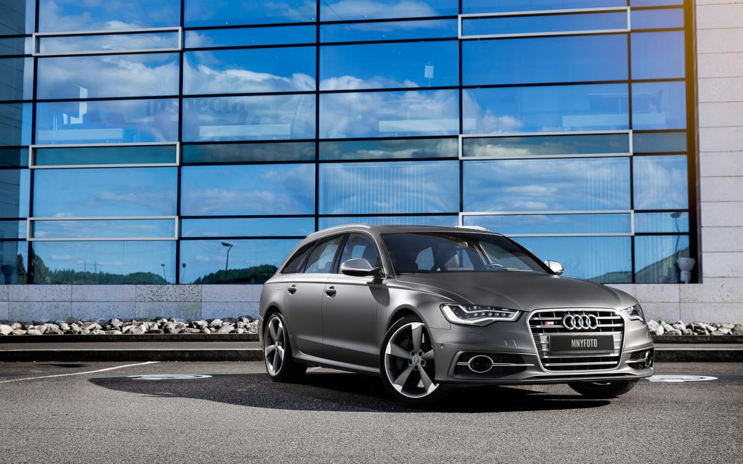 Audi S6 Matte Daytona