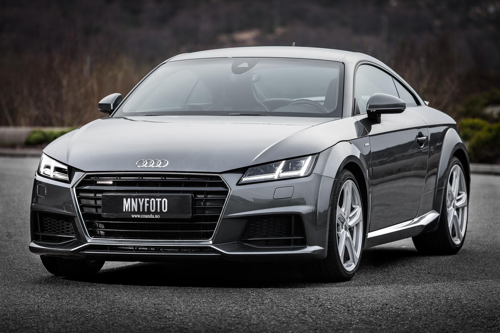 2016 Audi TT | MNYFOTO