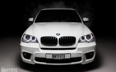 BMW X5 hvit-2